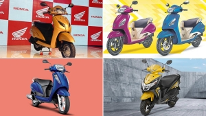 Top-Selling Scooters In India For July 2019: Honda Activa Tops The List With 2.43 Lakh Units