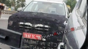 New (2020) Hyundai Creta Spied Undergoing Testing In India For The First Time