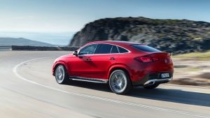 Mercedes Benz Reveals India-Bound 2020 GLE Coupe SUV Ahead Of Its Debut At Frankfurt Motorshow