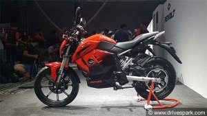 Revolt RV400 Electric Motorcycle Launch Date Confirmed For 28th Of August