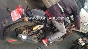 Royal Enfield Continental GT 650 BS-VI Spied Testing In India Ahead Of Launch