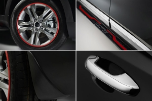 Kia Seltos Accessories Launched: Gets Body Side Moulding, Boot Mats & More!