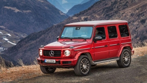 Mercedes-Benz G 350d India Launch Date Confirmed: Details & Specs