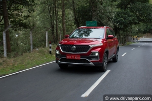 MG Hector Bookings To Reopen From October: Company To Increase Production Soon