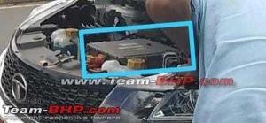Tata Nexon EV Spy Pics: Spotted Testing Ahead Of Its Launch Next Year