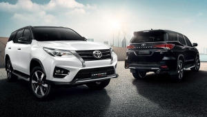 Toyota Fortuner TRD Sportivo India Launch Confirmed For 12th September