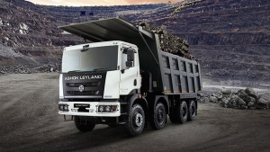 Ashok Leyland Becomes First CV Manufacturer With BS-VI Certification For Its Heavy Trucks Range