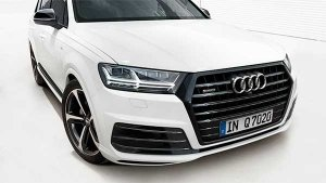 Audi Q7 Black Edition Launched In India: Priced At Rs 82.15 Lakh