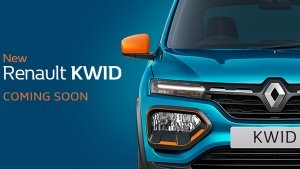 New Renault Kwid Facelift First Teaser Video Released Ahead Of Launch: Watch It Here!