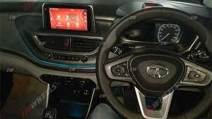 Tata Altroz Interiors Spied Ahead Of India Launch: Spy Pics & Details