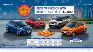Tata Motors Announces Discounts & Benefits Of Up To Rs 1.50 Lakh On Select Models