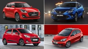 Top-Selling Hatchbacks In India For August 2019: Maruti Suzuki Tops The List With Swift & WagonR