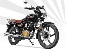 TVS Radeon 'Special Edition' Launched In India: Priced At Rs 54,665