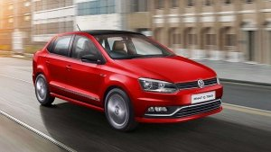 Volkswagen Ameo GT Line Launched In India: Priced At Rs 9.90 Lakh