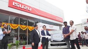 Isuzu Opens Sales-Serives-Spares Dealership In Andhra Pradesh