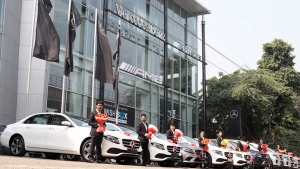 Mercedes-Benz Delivers 600 Units In India On Dhanteras: Creates A New Record In Delhi