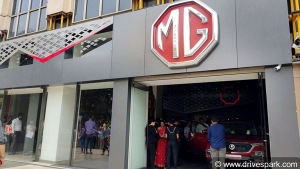 MG Motor India Opens Second Flagship Experience Store In Mumbai