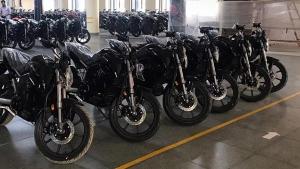 Revolt Electric Motorcycle Deliveries Begin: First Batch Delivered In Delhi On Dhanteras