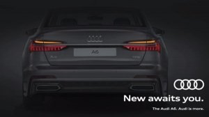 Audi A6 Teaser Video Released Ahead Of India Launch On October 24th