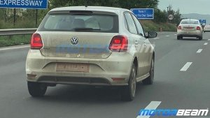 Volkswagen Polo & Vento BS-VI Models Spied Testing Ahead Of Launch In India: Spy Pics & Details