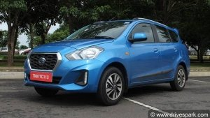 Datsun Go Plus First Drive Review: The Cheapest Seven Seater CVT Available