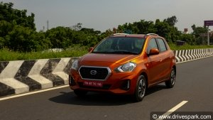 Datsun GO & GO+ Prices Increased From 1st October: CVT Variants To Be Introduced Soon