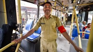 Bus Marshal Strength Raised To 13,000 Says Chief Minister Arvind Kejriwal