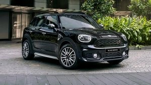 MINI Countryman Black Edition Launched In India: Prices Start At Rs 42.40 Lakh
