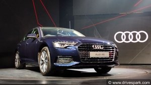 2019 Audi A6 Launched In India: Prices Start At Rs 54.20 Lakh