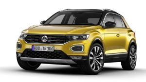 Volkswagen T-Roc SUV India-Launch Details Revealed: Will Rival The Kia Seltos