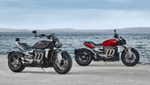 Triumph Rocket 3 To Be Unveiled In India On 5th Of December: Launch Expected Soon