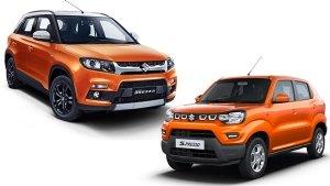Maruti S-Presso Sales Overtakes Vitara Brezza In India: Registers 10,634 Units Of Sales In October