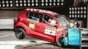 Datsun Redi Go Scores One Star At Global NCAP Crash Tests: Details