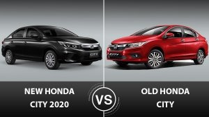 Honda City 2020 Vs Old Honda City: Here Are All The Major Differences