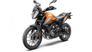 EICMA 2019: KTM 390 Adventure Showcased Ahead Of Its India Launch Later This Year