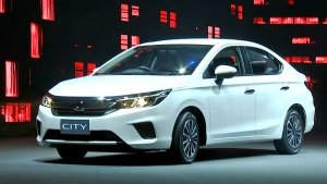 New (2020) Honda City Unveiled In Thailand: Fifth-Generation Sedan To Go On Sale In India Next Year