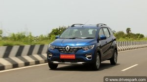 Renault Triber Sales Crosses 10,000 Units Mark: New Sales Milestone Achieved Within 2 Months