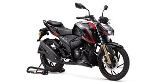 TVS Apache RTR BS-VI Range Launched In India: Prices Start At Rs 99,950