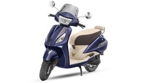 TVS Jupiter BS-VI Scooter Launched In India: Priced At Rs 67,911