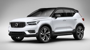 Volvo XC40 Petrol Model Launching Next Month: Details And Expected Price