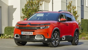 Citroen C5 Aircross To Be Launched At 10 Cities In India