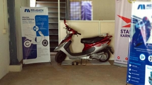 New Startup Company Converts Petrol Powered Scooters To Electric Hybrids: Details
