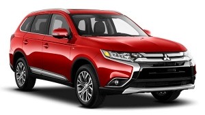 Mitsubishi Offers Rs 5 Lakh Price Cut On Current-Generation Outlander SUV