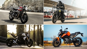 Top 10 Premium Motorcycles Launched In 2019: The S1000RR, The Diavel 1260S And More