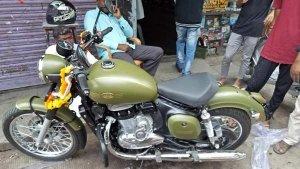 Jawa 42 Single Seat Modification Costs Rs 1,000: Perak Inspired Styling