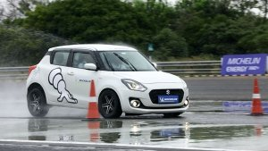 Michelin Experience Drive At Wabco Proving Grounds: Testing Out The New 'Energy XM2+' Range