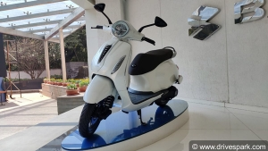Bajaj Chetak Electric Scooter India-Launch Date Confirmed: Here Are All The Details