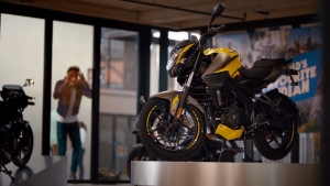 Bajaj Pulsar NS200 BS6 Model Featured In 'Pulsar Celebrating 18 Years Of Thrill' TVC