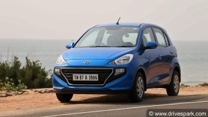 Hyundai Santro BS6 Engine Specifications Revealed: India-Launch Expected Soon