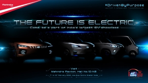 Mahindra Funster Performance EV Concept To Debut At 2020 Auto Expo